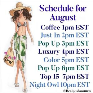 🌻 August share groups 🌻